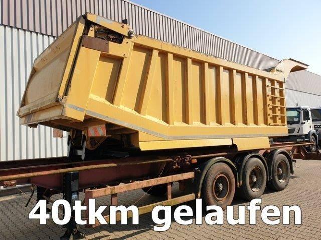 Andere Bergbau Mulde 22m³ Hydr. Heckklappe Bergbau Mulde - 2014