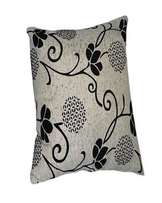 Throw Pillow- Black and White