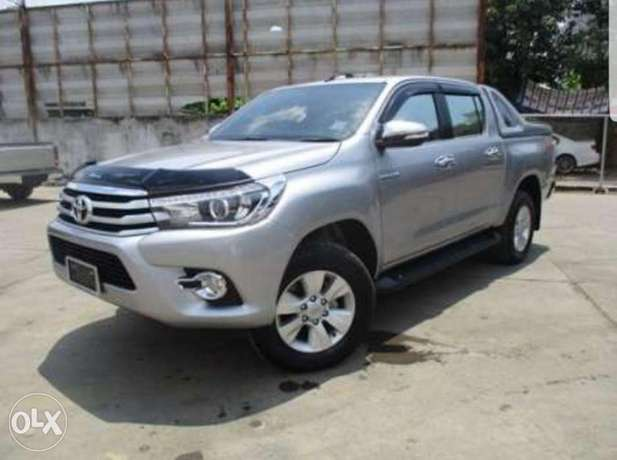 Toyota hilux double cab brand new car Mombasa Island - image 7