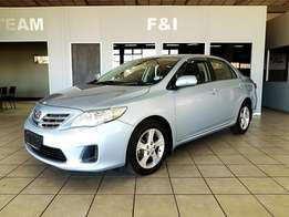 automatic 1.6 corolla advanced