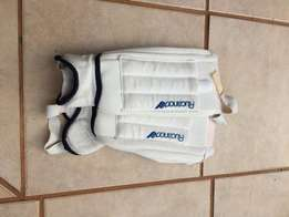 Cricket knee pads for primary school aged child