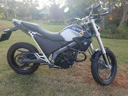 BMW G650 Xcountry 2008 ABS