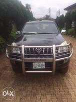 Toyota Prado Land Cruiser 2008