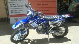 2005 wr450 to swop for 250 2stroke