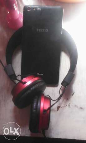 tecno boom j8 hi copy with headphones Langata - image 1