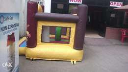 Portable Bouncing castle for events.