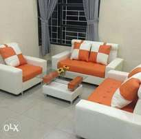 Newly built Complete sofa set and center coffee table