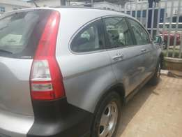 Registerd Honda CR-V 2010 model for sale