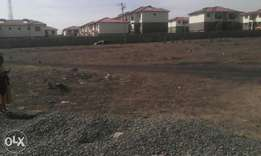 Utawala Tarmarid one acre commercial plot for sale.