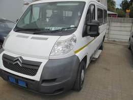 Citroen Relay 2.2 L2H1 16 Seater