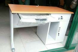 4ft office metal table