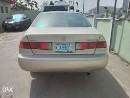 Super sound and healthy Toyota camry 2001model