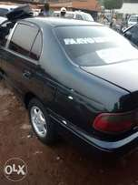 its a woman driven in a good condition. Buy and drive
