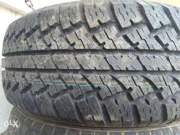 285/60/18 Antares tyres, 19,500