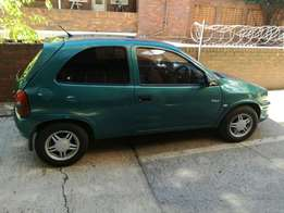 I'm selling my opel corsa lite, it's still in a very good condition,