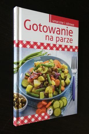 3 Książki Kuchnia Gotowanie Na Parze Ciasta Domowe