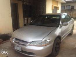 Clean Honda accord for sale