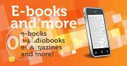 E-Books of prominent Authors