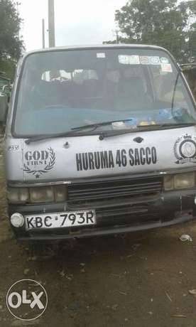 Nissan Caravan for sale 450,000 Muthurwa - image 4