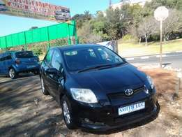 2008 model toyota auris 1.6 RS used cars for sale in johannesburg