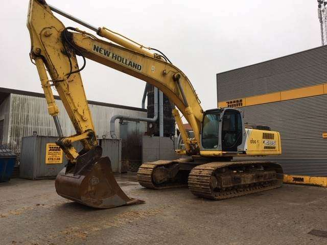New Holland Kobelco E485 - 2005