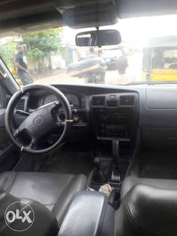 Registered Toyota 4runner 2001 Model Ikotun - image 3