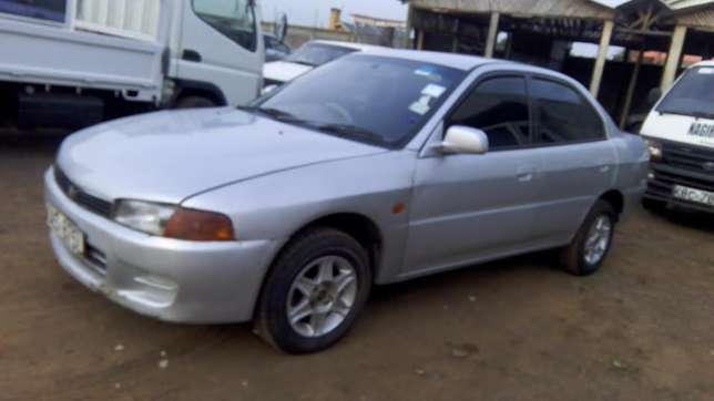 Mitsubishi lancer on quick sale 260k Ruiru - image 1