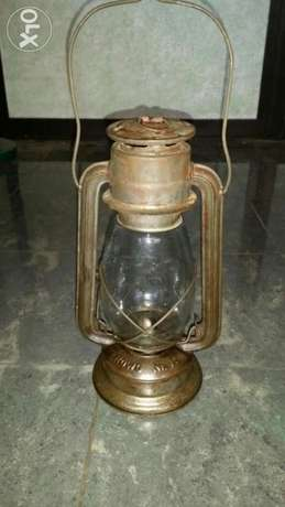 Antique lamp made in germany original glass
