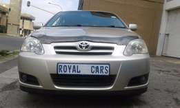 Pre-owned vehicle for sale, 2006 Toyota RunX 1.6.