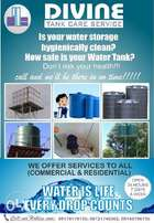 Water Tank Cleaning Services