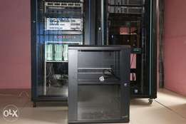 19in Structured Cabling Cabinet