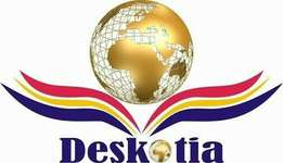 DESKOTIA Business combo for new company