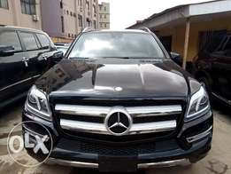 Mercedese Benz GL 450 Black