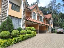Spacious 5bd all ensuite dsq T.V Room Garden Pool to let in kilimani