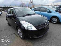 Black Suzuki Swift
