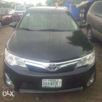 Few Months Nigeria Used Toyota Camry, 2013, Very OK