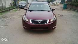 Toks 2008 Honda Accord full option at #2.9m