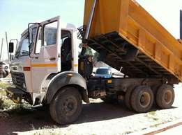 Clean Tata Tipper for sale