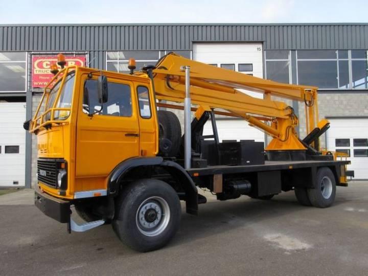 Terberg F1150s 4x4 - 1982