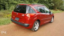 Peugeot 207 Station Wagon New Import