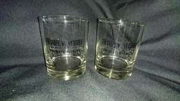 Firstwatch Whiskey Tumblers