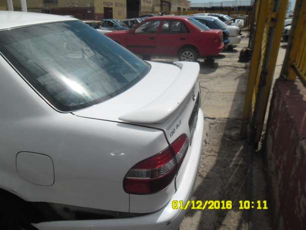 Corolla AE110 stripping for spares Roodepoort - image 2