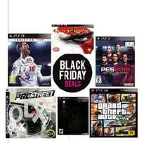 Black Friday Super Deal get 5 Ps3 2018 Games for only 9k