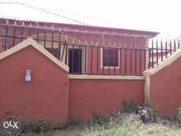 2 Bedroom Semi Detached bungalow LOKOGOMA MINFA 2 - Estate Abuja- RENT
