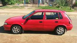 Toyota tazz for sale