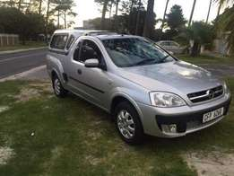 2007 opel corsa utility 1.8 for sale