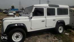 Very clean defender with chilling ac