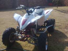 Yamaha Rapter 440 year model 2005