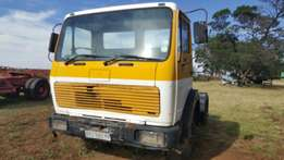 Mercedez 1217 stripping for spares