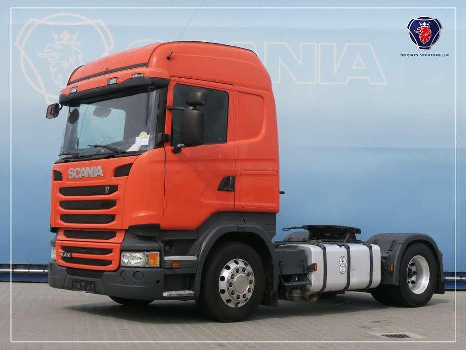 Scania R410 LA4X2MNA   PTO - 2014